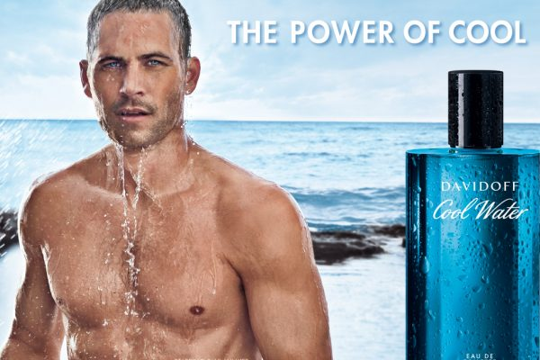 Davidoff Cool Water Paul Walker