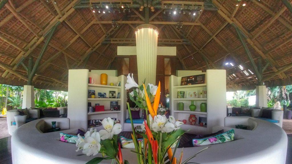so sofitel mauritius reception