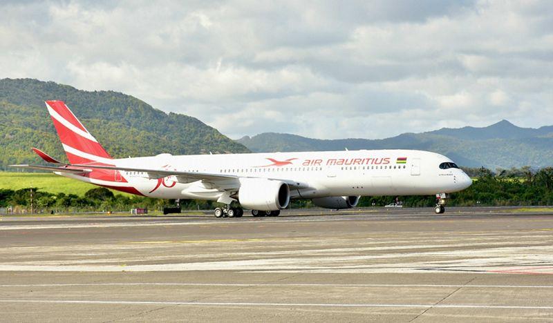 Air Mauritius A350-900 XWB Le Morne Brabant