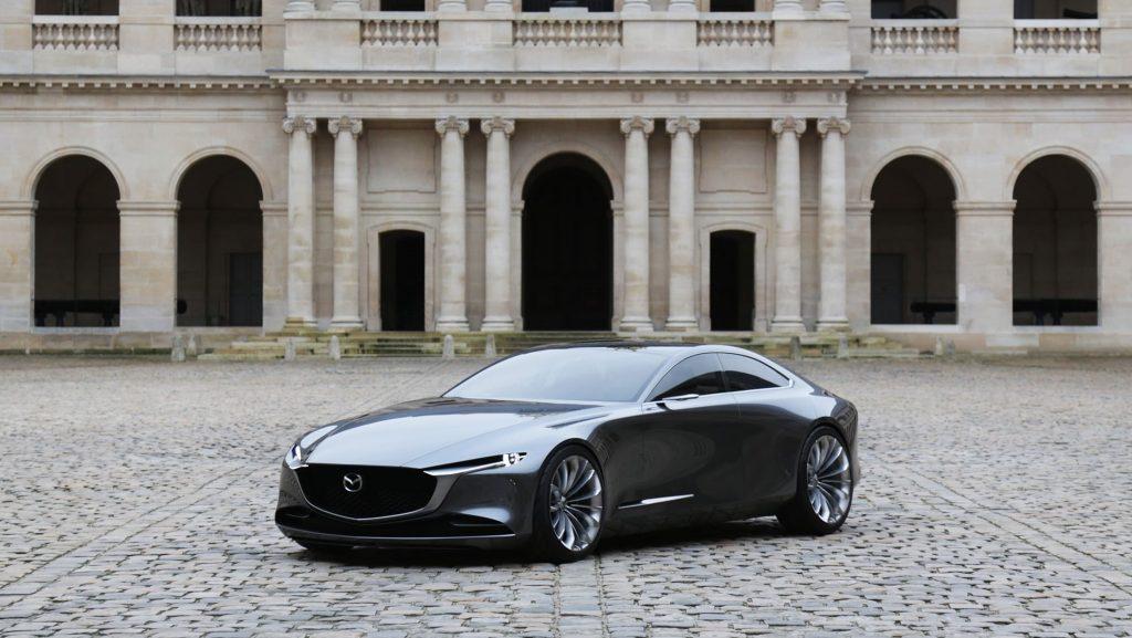 Mazda Vision Cpupe