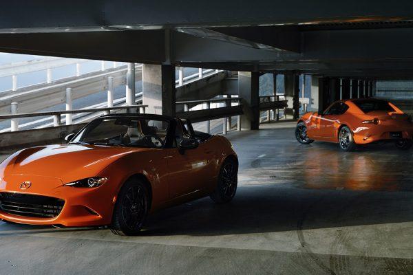 Mazda MX 5 30th anniversary