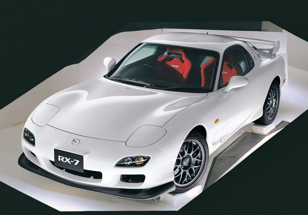 Mazda RX 7 3rd generation