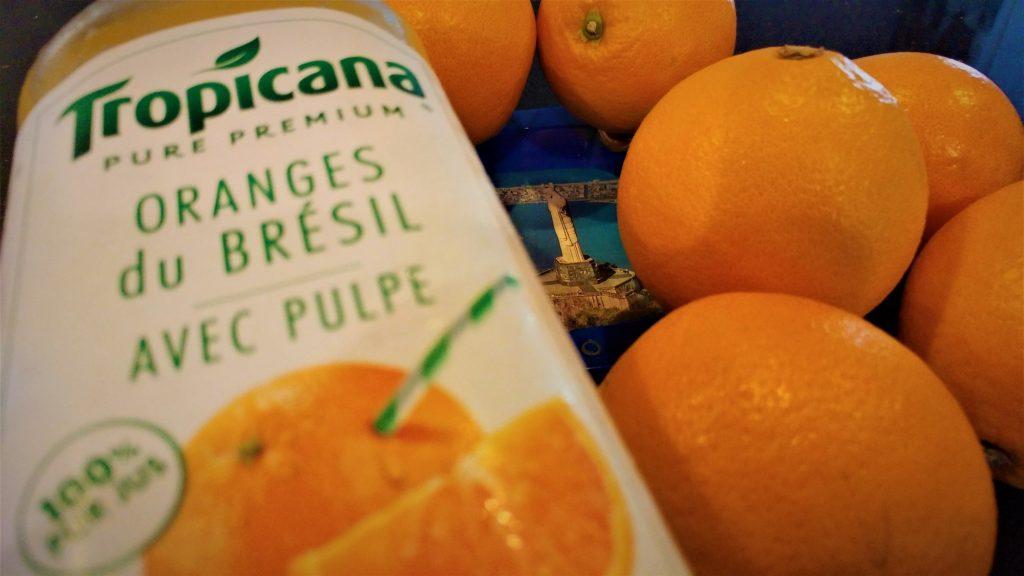tropicana Brazil oranges