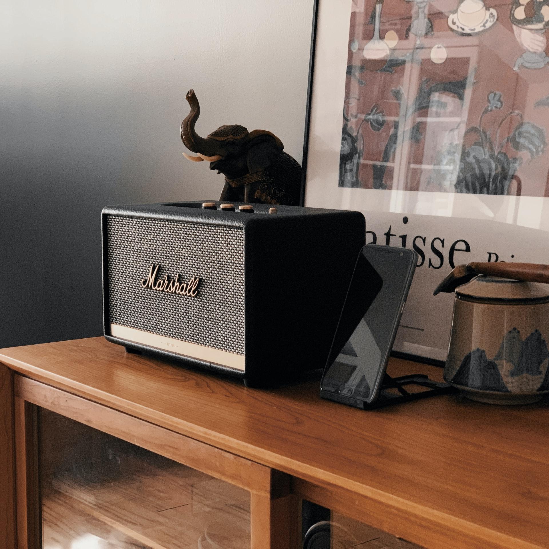 living room speaker